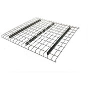 "SK2000® Boltless Pallet Rack - Wire Deck 42"" X 46"""