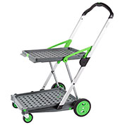 Clax Salesmaker Lightweight Folding Utility Cart - Trolley