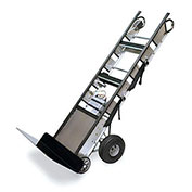 Escalera Motorized Stairclimber Hand Truck Dolly MS-1-66 w/ Platform and Oversized Tires Accesories