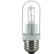 Sunlite 03030-SU 100T10/HAL/CL 100W Single Ended Double Envelope T10 Halogen Bulb Medium Base, Clear - Pkg Qty 12