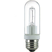 Sunlite 03040-SU 150T10/HAL/CL 150W Single Ended Double Envelope T10 Halogen Bulb Medium Base, Clear - Pkg Qty 12