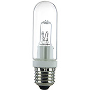 Sunlite 03043-SU 150T10/HAL/CL 150W Single Ended Double Envelope T10 Halogen Bulb Medium Base, Clear - Pkg Qty 12