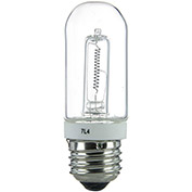 Sunlite 03050-SU 250T10/HAL/CL 250W Single Ended Double Envelope T10 Halogen Bulb Medium Base, Clear - Pkg Qty 12