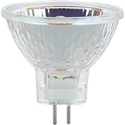 Sunlite 03175-SU 20MR11/GU4/NFL/12V 20W MR11 Mini Reflector Halogen Bulb, GU4 Base - Pkg Qty 24