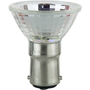 Sunlite 03193-SU 35MR11/DC/NSP/12V 35W MR11 Mini Reflector Halogen Bulb, Bayonet Base - Pkg Qty 24