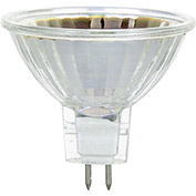 Sunlite 03220-SU 50MR16/NFL/12V 50W MR16 Mini Reflector Halogen Bulb, GU5.3 Base - Pkg Qty 24