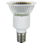 Sunlite 03480-SU 50JDR/N/MED/FL/120V 50W JDR MR16 Mini Reflector Halogen Bulb, Intermediate Base - Pkg Qty 12