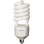 Sunlite® 05517-SU SL65/50K/MED 65W Spiral CFL Light Bulb, Medium Base, Super White