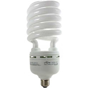 Sunlite® 05529-SU SL85/30K/MED/277V Spiral CFL Light Bulb, Medium Base, Warm White