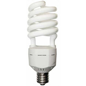 Sunlite® 05578-SU SL65/65K/MOG 65W Spiral CFL Light Bulb, Mogul Base, Daylight