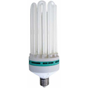 Sunlite® 05582-SU SL150/27K/MOG Spiral CFL Light Bulb, Mogul Base, Warm White