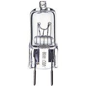 Sunlite 22010-SU Q50/CL/GY8/120V 50W Single Ended T3.5 Halogen Bulb, GY8 Base, Clear - Pkg Qty 12