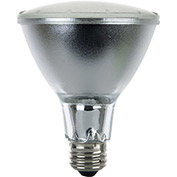 Sunlite 26055-SU 60PAR30/LN/HAL/SP 60W PAR30 Long Neck Reflector Halogen Bulb, Medium Base - Pkg Qty 15