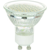 Sunlite 80301-SU MR16/LED/2.8W/GU10/WW 2.8W MR16 Mini Reflector, GU10 Base Bulb, Warm White - Pkg Qty 12