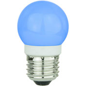 Sunlite 80321-SU G13/LED/1W/B 1W G13 Globe, Medium Base Bulb, Blue - Pkg Qty 10