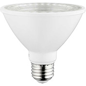 Sunlite 89024-SU PAR30/LED/10.5W/FL40/DIM/ES/30K 10.5W PAR30 Reflector, Medium Base, Warm White - Pkg Qty 6