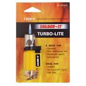 Turbo-Lite Mini Torch-Yellow