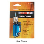 Deluxe Turbo-Lite Mini Torch-Blue