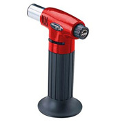 Hand Held Electronic Ignition Micro Torch-Red