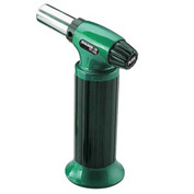Heavy Duty Hand Held Electronic Ignition Micro Torch-Green