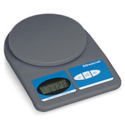 Brecknell 311 Office Digital Scale 11lb x 0.1 oz 5-7/8 Diameter Platform
