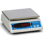 "Brecknell 405 Bench Digital Scale 12lb x 0.05 oz 8-1/2"" x 9-1/2"" Platform"
