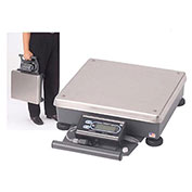 "Brecknell 7820 Shipping Digital Scale 100lb x 0.02lb 12-1/2"" x 14"" x 4"""