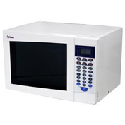 Summit SM901WH - Microwave Oven, Mid-Sized, White, 900 Watts, 0.7 Cu. Ft.