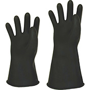 """Stanco Rubber Insulated Class 0 Glove, 11"""" Length, Size 9, RLG011-9"""