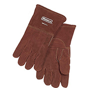 Stanco High Temperature Brown Thermoleather Gloves, TH22XFWL