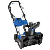 "Snow Joe® 18"" Cordless Single Stage Snow Blower, 40 V, 5.0 Ah Ecosharp Battery - iON18SB-PRO"