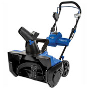 "Snow Joe® 21"" Cordless Single Stage Snow Blower, 40 V, 5.0 Ah Ecosharp Battery - iON21SB-PRO"