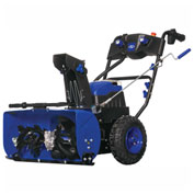 "Snow Joe® 24"" Cordless Two-Stage, 3-Speed Snow Blower, 80 V, 4.0 Ah Battery - iON24SB-XRP"
