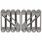 Snap-Loc™ Snaplocs E-Track Single Strap Anchors SLCSWT10 - Weld-On - 10 Pack