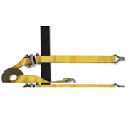 "Snap-Loc™ J-Hook Strap Anti-Theft with Storage Fastener SLTHJ115ATYI - 1.5""x15' - No Handle"