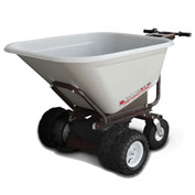 Snap-Loc™ All-Terrain Power Cart SLV0007PC - Rechargeable Battery - 7 Cubic Ft./750 Lb. Cap.