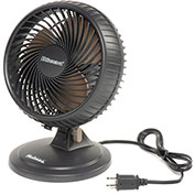 "Holmes® 8"" Oscillating Table Fan HAOF87BLZ-NUC 230 CFM"