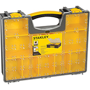 Stanley 014710R 10 Compartment Deep Organizer