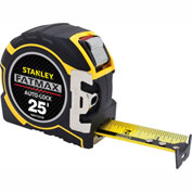 "Stanley®  Fatmax® FMHT33338L Auto-Lock Tape Rule 1-1/4"" X 25'  Tape Measure"