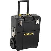 Stanley STST18612 Stst18612, 2-In-1 Rolling Workshop