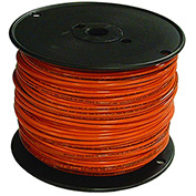 Southwire 27038901 Tffn 16 Gauge Building Wire, Stranded Type, Orange, 500 Ft - Pkg Qty 4