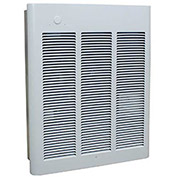 Berko® Commercial Fan-Forced Wall Heater FRA4027F, 4000/3000W, 277/240V