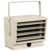 Berko® Institutional Convector Multi-Watt Unit Heater With Thermostat HUH724ST, 208/240V