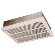 Berko® Fan Forced Heavy-Duty Ceiling Mounted Heater QFF4807, 4800/3600W at 277/240V