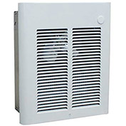 Berko® Small Room Fan-Forced Wall Heater SRA2024DSF, 2000/1500W, 240/208V