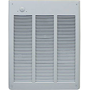 Berko® Fan-Forced Wall Heater VFK204F, 2000/1500W, 240/208V