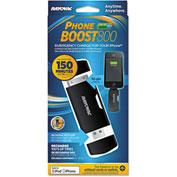 Rayovac® Phone Boost Charger, Apple 30-Pin, Black