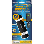 Rayovac® Phone Boost Charger, Apple Lightning, Black
