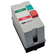 Springer Controls, JC0906P1G-SJ, Enclosed AC Motor Starter, 3-Phase, 1/2 HP, 230V