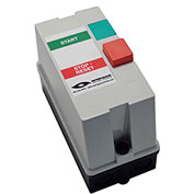 Springer Controls, JC1806P1G-UP, Enclosed AC Motor Starter, 3-Phase, 10.0 HP, 460V